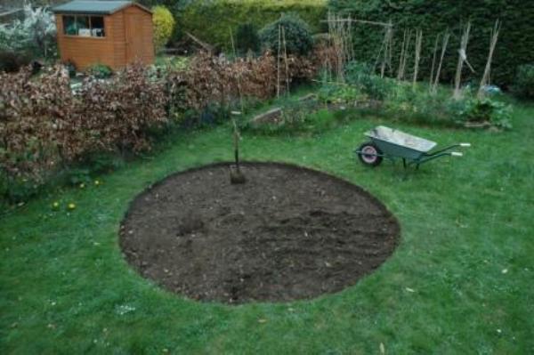 Как сделать садовую тележку фото 87